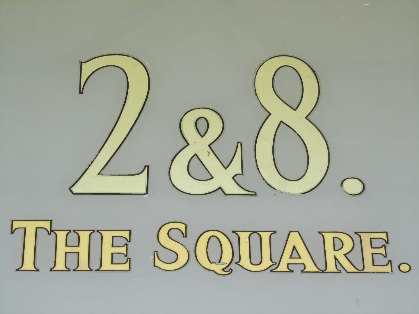 2 & 8 the Square, part of the history of St Annes