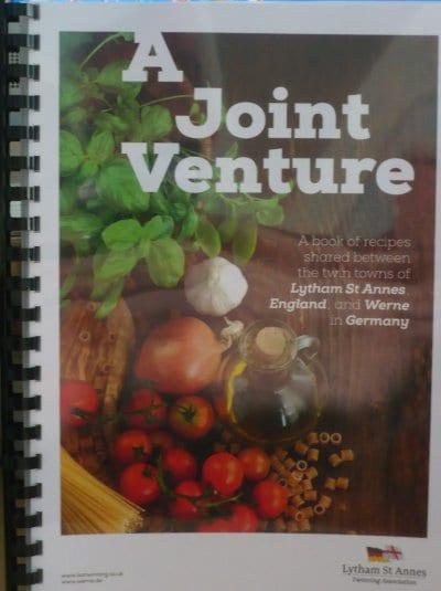 A Joint Venture - recipe Book from LSA Twinning Association