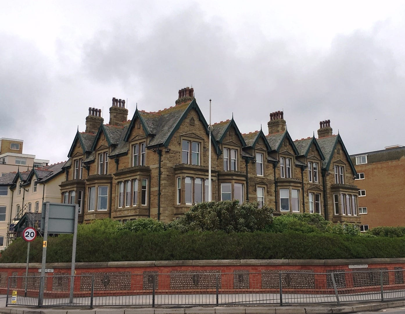 St Annes Town Hall