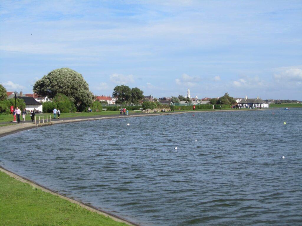 Fairhaven Lake, Lytham St Annes