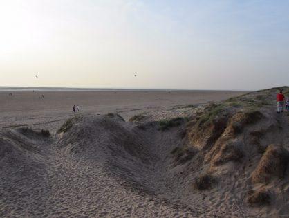 St Annes Sand Dunes