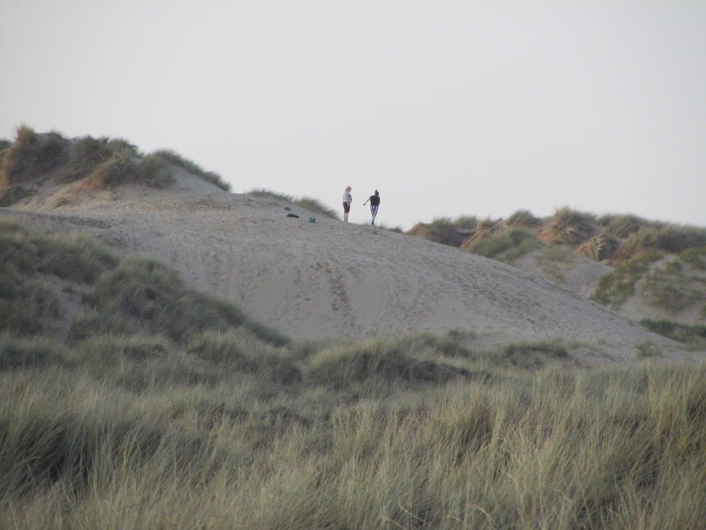 Explore St Annes Sand Dunes