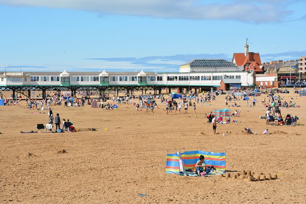 St Annes Beach wins Seaside Award