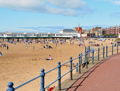Beach Safety at St Annes
