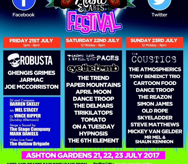 St Annes Music and Arts Festival