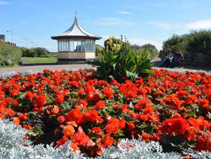 Promenade Gardens at St Annes
