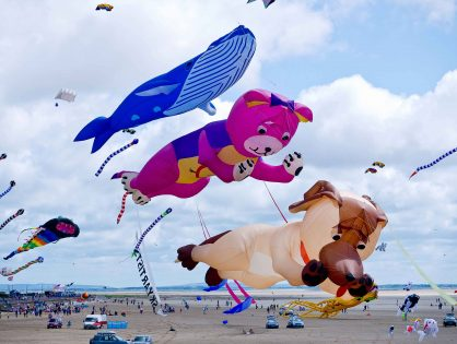 St Annes International Kite Festival
