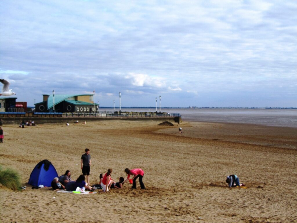Keep safe on St Annes seafront and beach